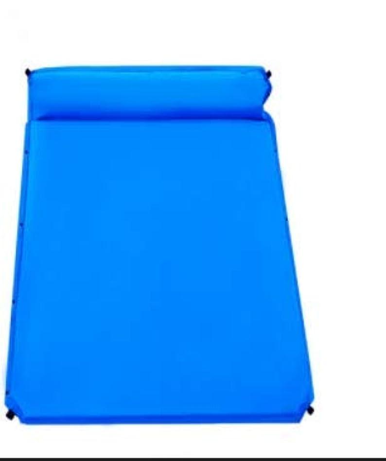 精査数字鑑定Lishangl 自動インフレータブルクッション3センチ肥厚拡大テントキャンプ充填屋外睡眠マット