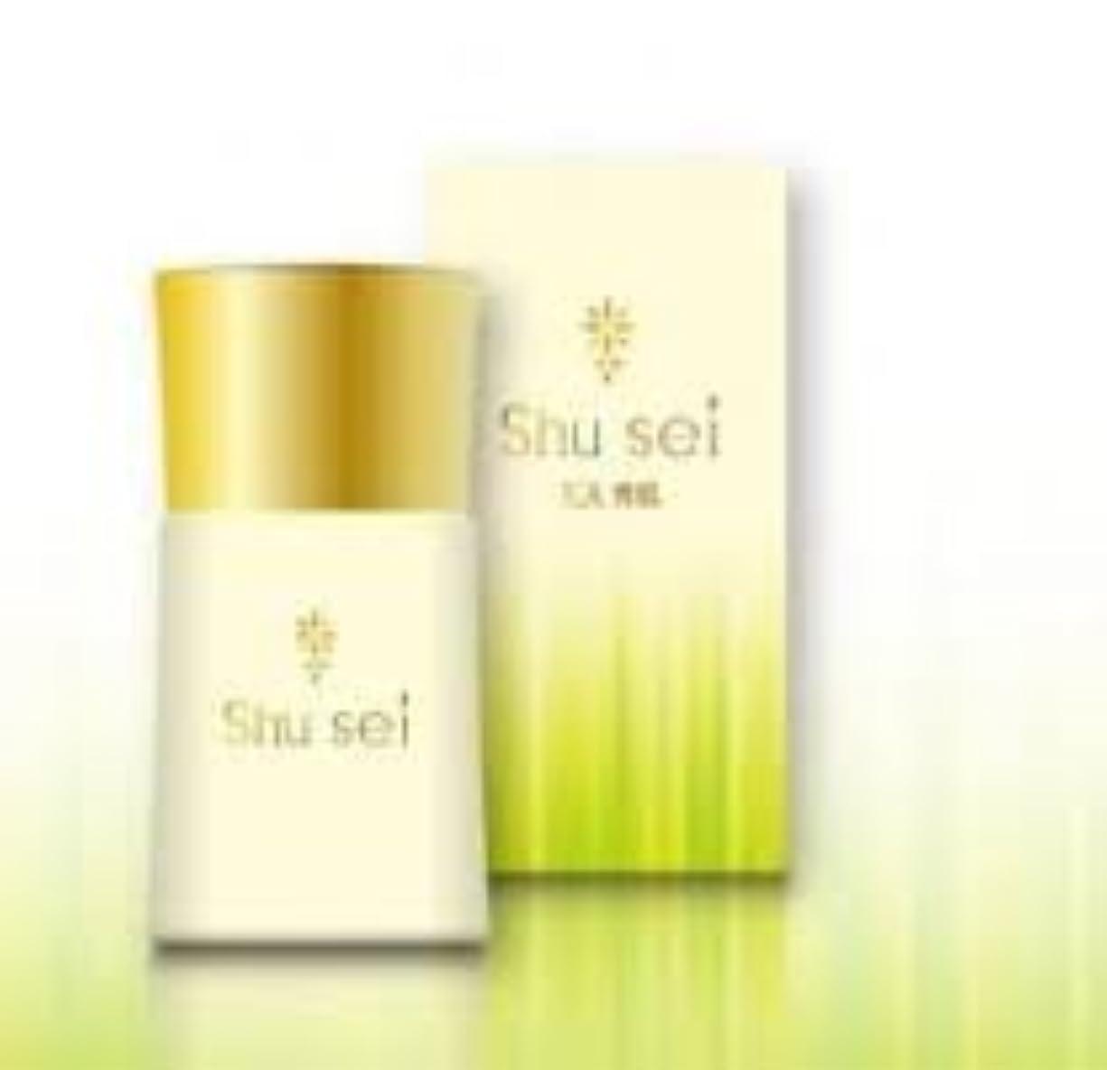 瞑想する忙しいカッターshusei EX 秀肌 美容液 ファンデーション SPF25 PA++ 30ml