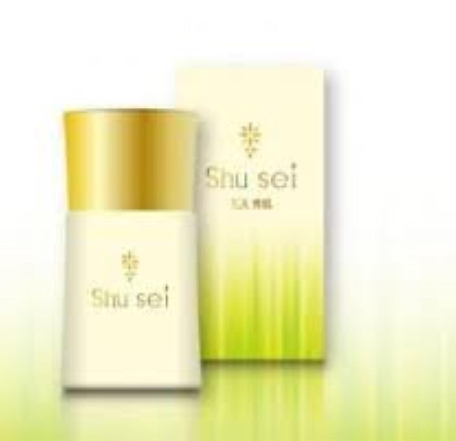 厚い合理的偶然のshusei EX 秀肌 美容液 ファンデーション SPF25 PA++ 30ml