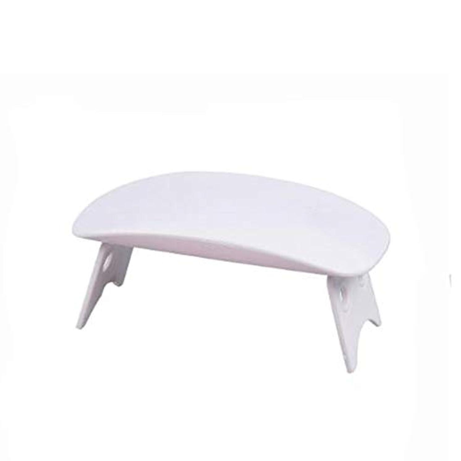 常識食器棚分泌するAomgsd UV-LED スマートライトミニ レジン道具 赤外線美白機能付き 手と足両用 乾燥用 速乾性 自動センサー搭載 (ホワイト)