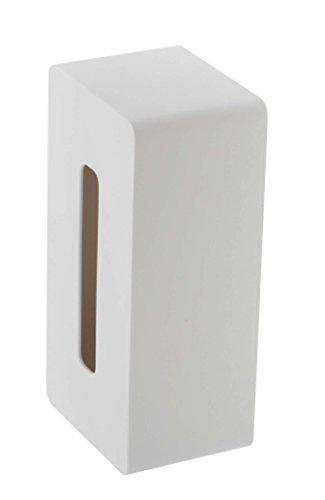 マグネット キッチンペーパーホルダー テッシュケース マグネットテッシュケース タワー ホワイト 4001
