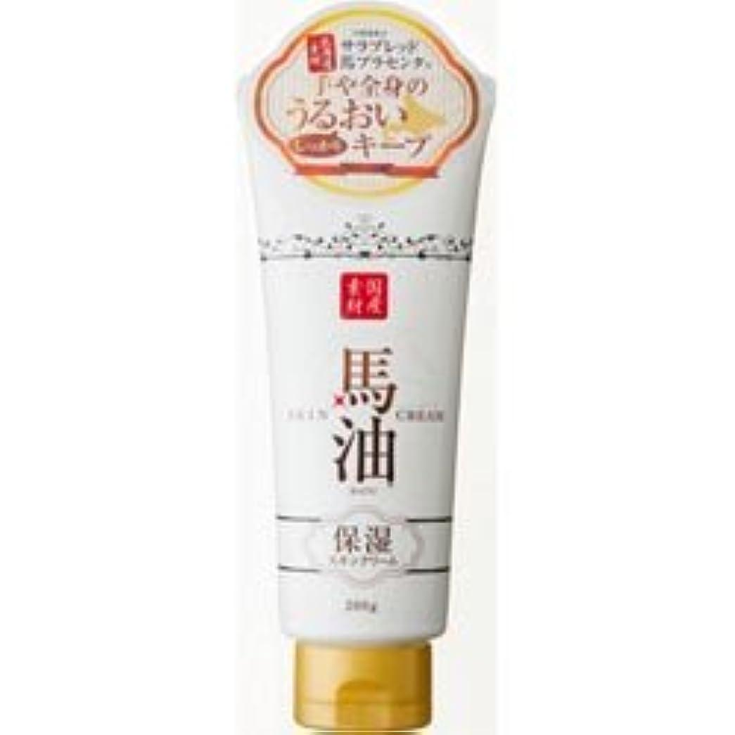 骨折グローバルサイト【アイスタイル】リシャン 馬油保湿スキンクリーム さくらの香り 200g ×10個セット