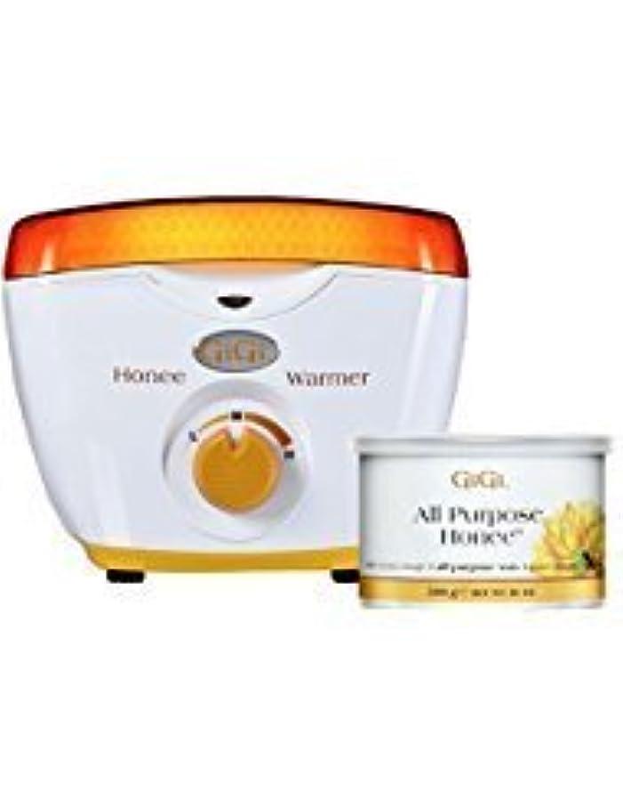 実験をするマントフォージGiGi Honee Hair Removal Wax Warmer for 14 oz Wax Cans [並行輸入品]
