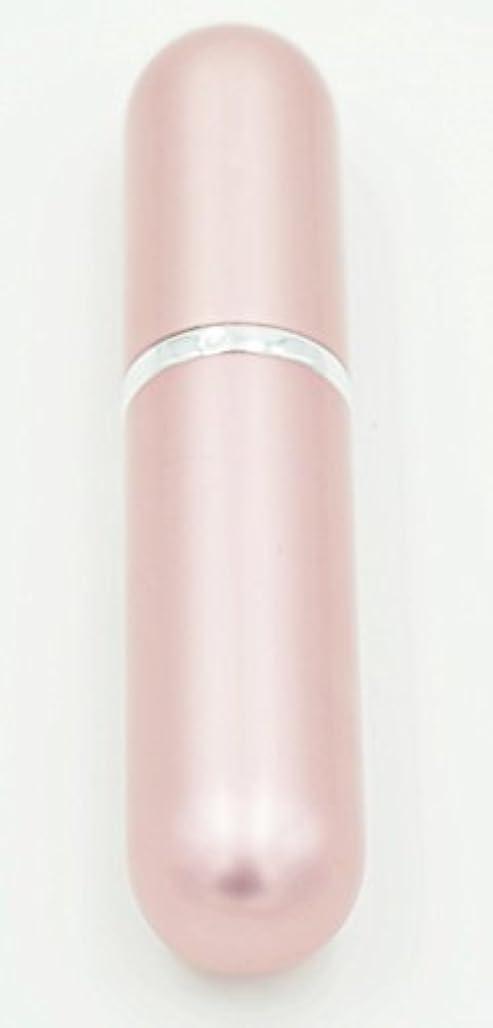 利益欠陥認識Shop XJ 香水 アトマイザー 詰め替え ケース スプレー 丸型 (ピンク)