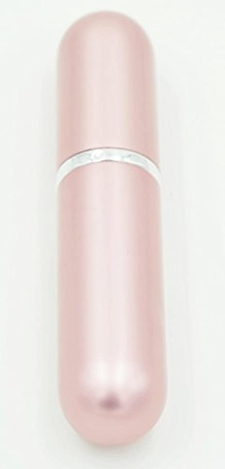 すべきカフェ定常Shop XJ 香水 アトマイザー 詰め替え ケース スプレー 丸型 (ピンク)