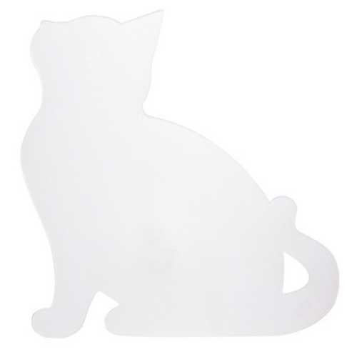 RoomClip商品情報 - キャット カッティングボード ( まな板 ) 猫まな板 ホワイト