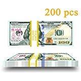 Yooqn再生お金5, 000ドルFull印刷新しいスタイルのコピーMoney $ 50ドル紙幣スタック、in Authentic銀行ストラップ。