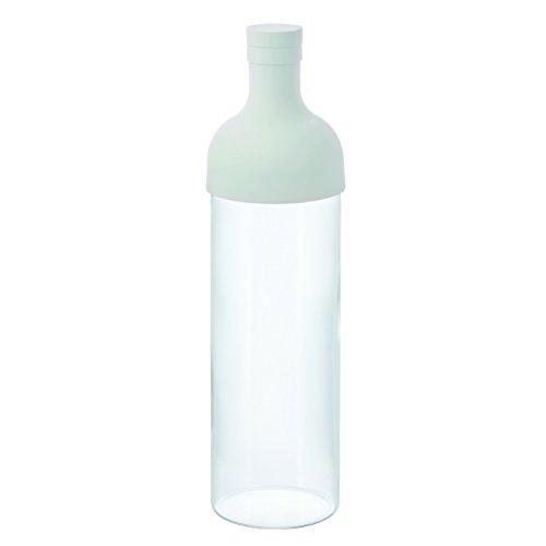 HARIO (ハリオ) フィルターイン ボトル 750ml ペールグレー FIB-75-PGR
