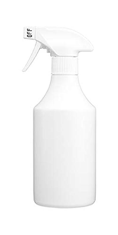 繁殖火山学ぺディカブスプレーボトル 500ml[詰め替えボトル?詰め替え容器?白?ホワイト?ボトル?消臭剤?除菌剤?クリーナー] (霧)