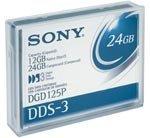 Sonyテープ4mm DDS - 3125m 12/ 24gb