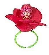 バービー Barbie Thumbelina: Twillerbabies Doll Red Rose ドール 人形 フィギュア [並行輸入品]