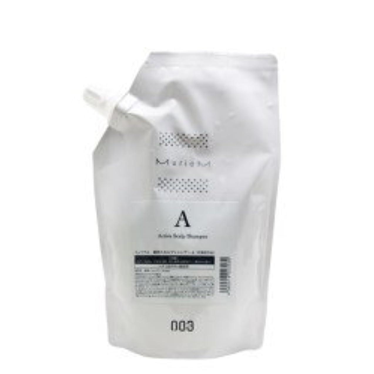 栄養亜熱帯可能ナンバースリー ミュリアム?クリスタル 薬用スカルプシャンプーA 500ml(レフィル)