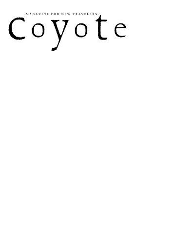 Coyote no.64 特集 森山大道