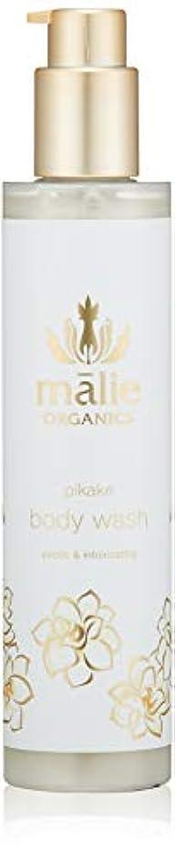 政治年船外Malie Organics(マリエオーガニクス) ボディウォッシュ ピカケ 224ml