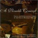 Vivaldi Concert: Vocal & Instrumental Works