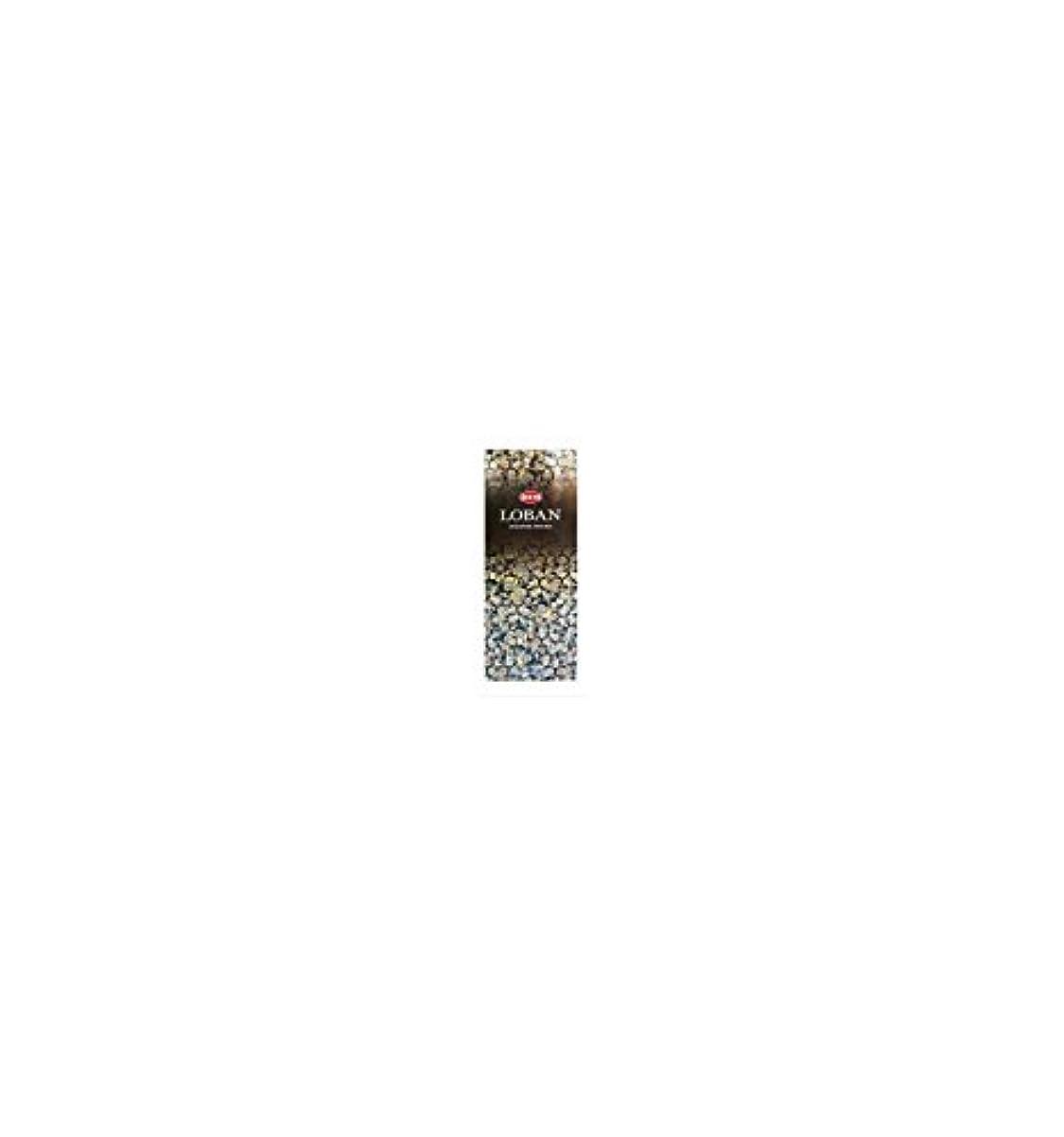 クラックスキップ過度のHEM(ヘム)社 ローバン香 スティック LOBAN 6箱セット