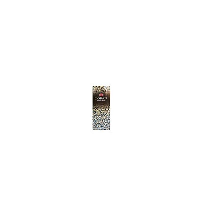 不適格納家禽HEM(ヘム)社 ローバン香 スティック LOBAN 6箱セット