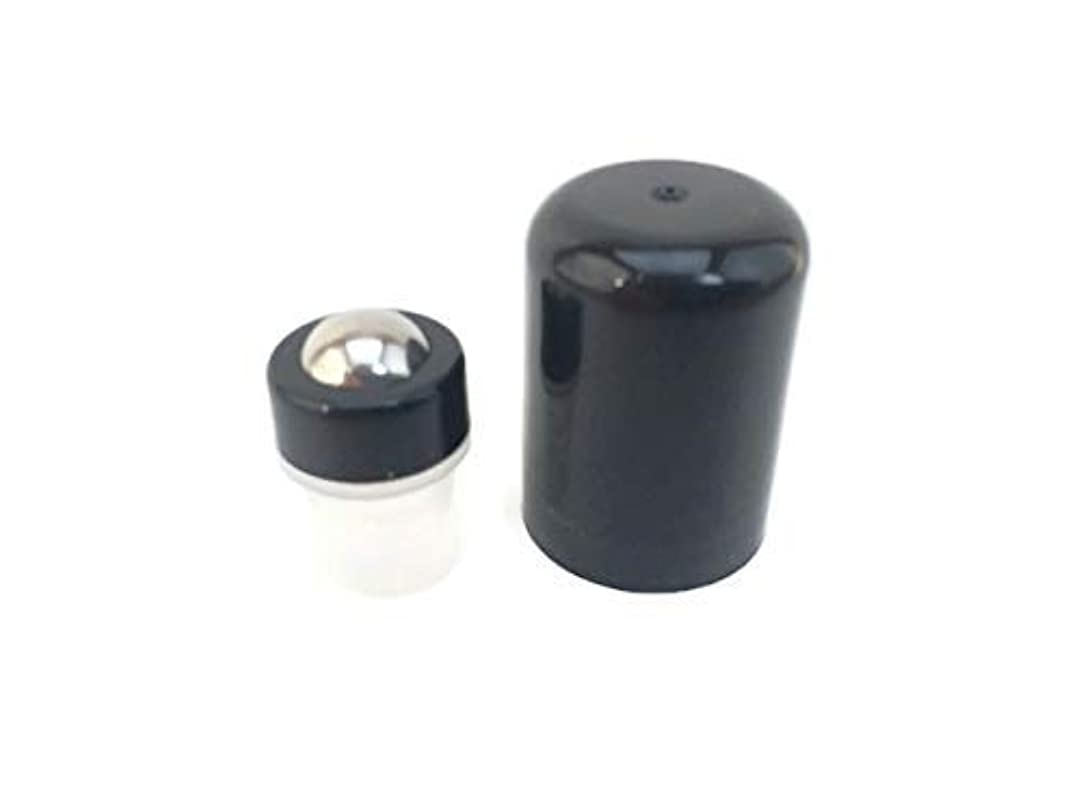 亜熱帯報奨金亜熱帯Essential Oil Roller Inserts for 5 and 15ml Essential Oil Bottles. Pack of 12 Stainless Steel Leak Proof with...
