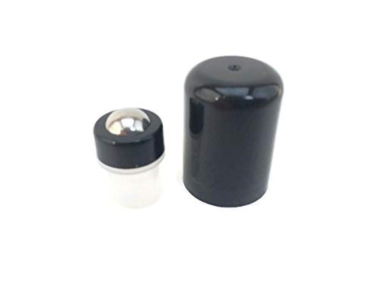 寝てる賞賛するモバイルEssential Oil Roller Inserts for 5 and 15ml Essential Oil Bottles. Pack of 12 Stainless Steel Leak Proof with...