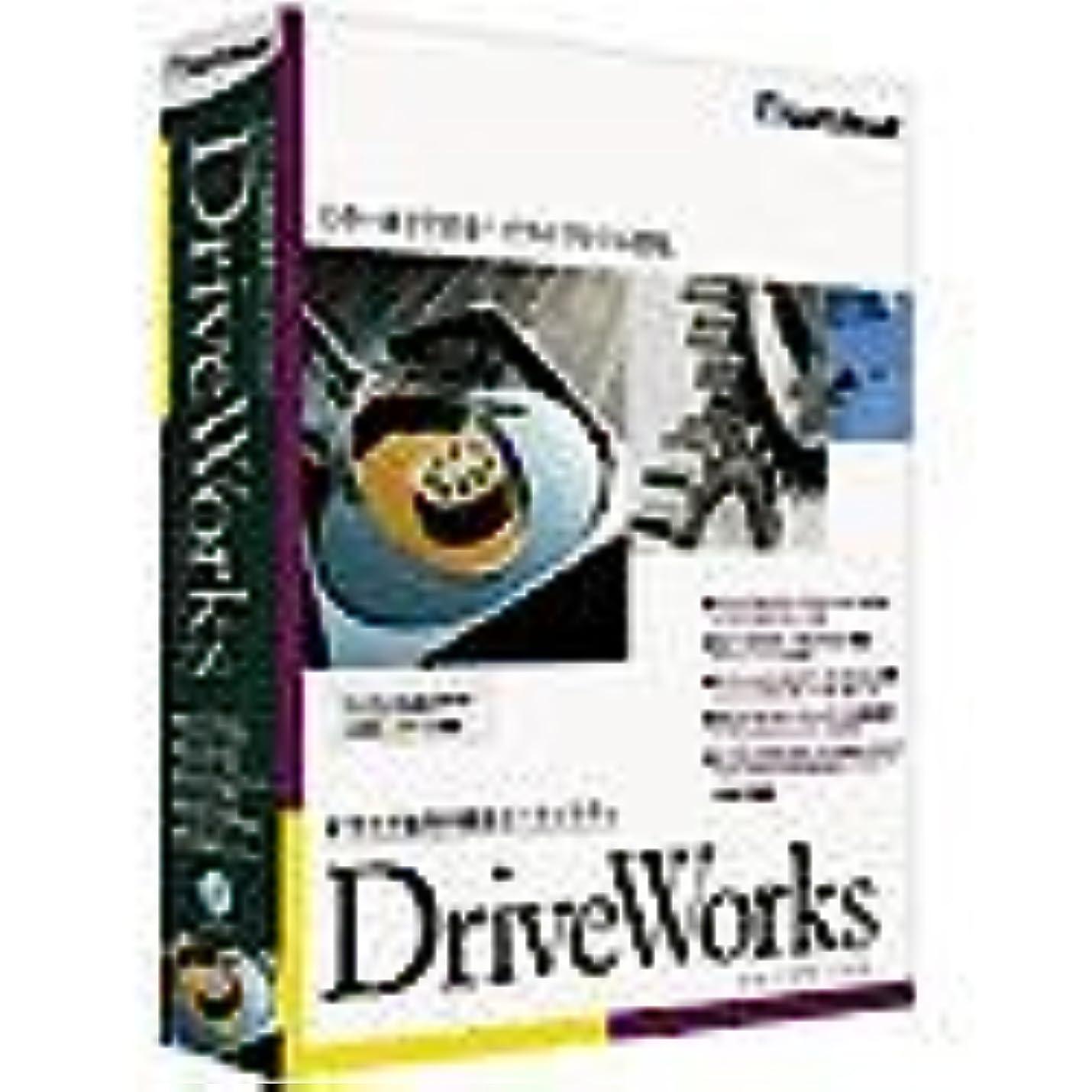 エジプト発揮する上DriveWorks