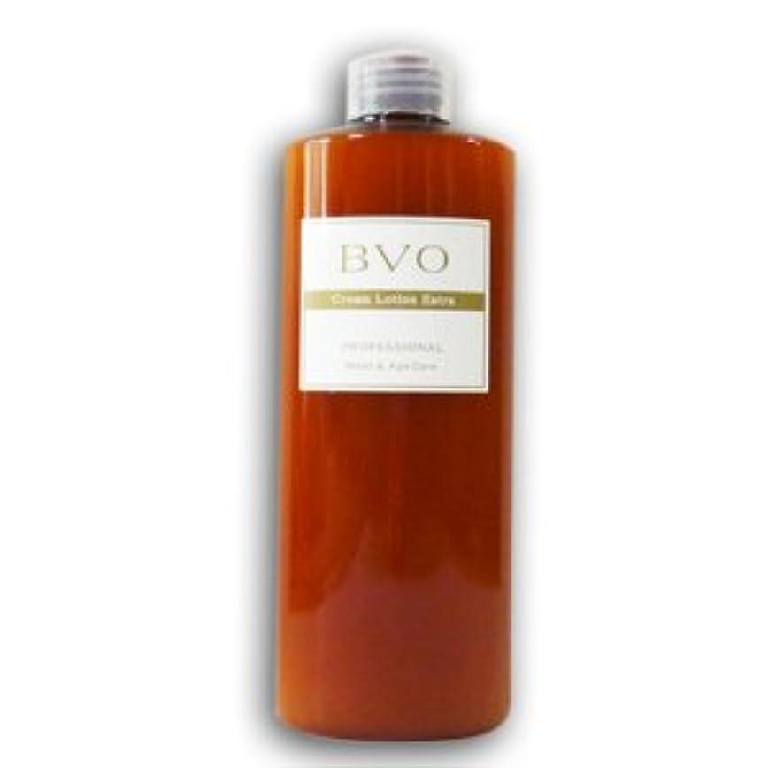 風邪をひくフライトこんにちはBVO ビィヴォ クリームローション?エクストラ 300g 《ローション乳液》