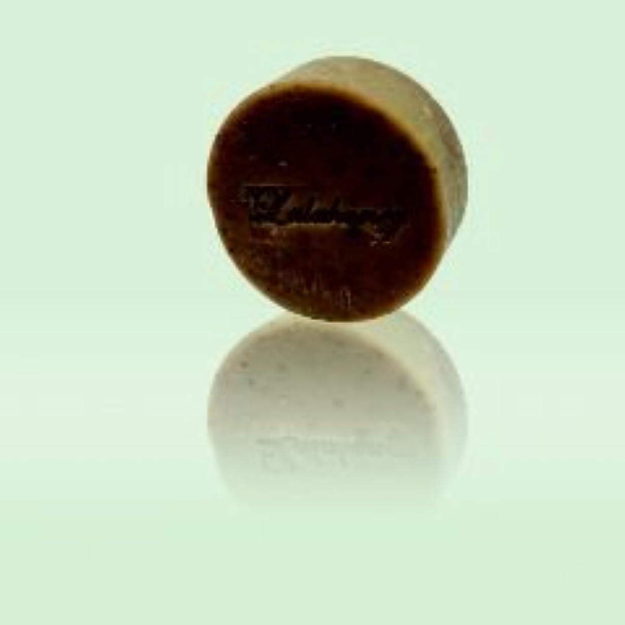 緊張憎しみ飛躍LALAHONEY 石鹸〈チョコレート&オレンジ〉80g【手作りでシンプルなコールドプロセス製法】