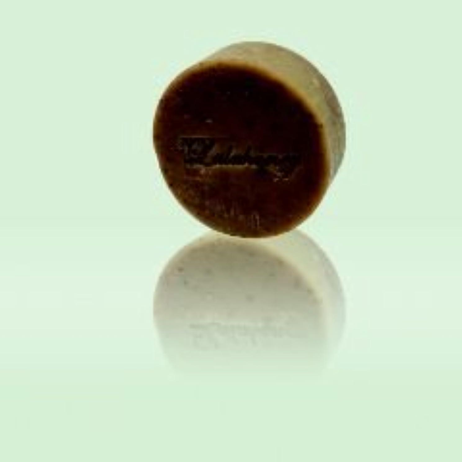 情熱的急流発掘するLALAHONEY 石鹸〈チョコレート&オレンジ〉80g【手作りでシンプルなコールドプロセス製法】