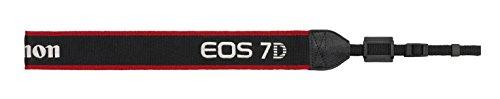 Canon ネックストラップ 一眼レフ用L レッド EW-EOS7D