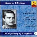 Beginning of a Legend: L'Elisir D'Amore