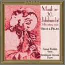 20th Century Music for Oboe & Piano