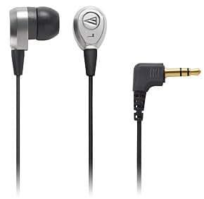 audio-technica ダイナミックインナーイヤーヘッドホン ATH-CK7