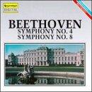 Symphonies 4 & 8