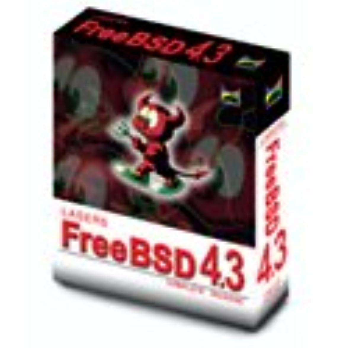 フィッティング日付付きハウジングFreeBSD 4.3 Complete Package