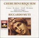 Cherubini Requiem D