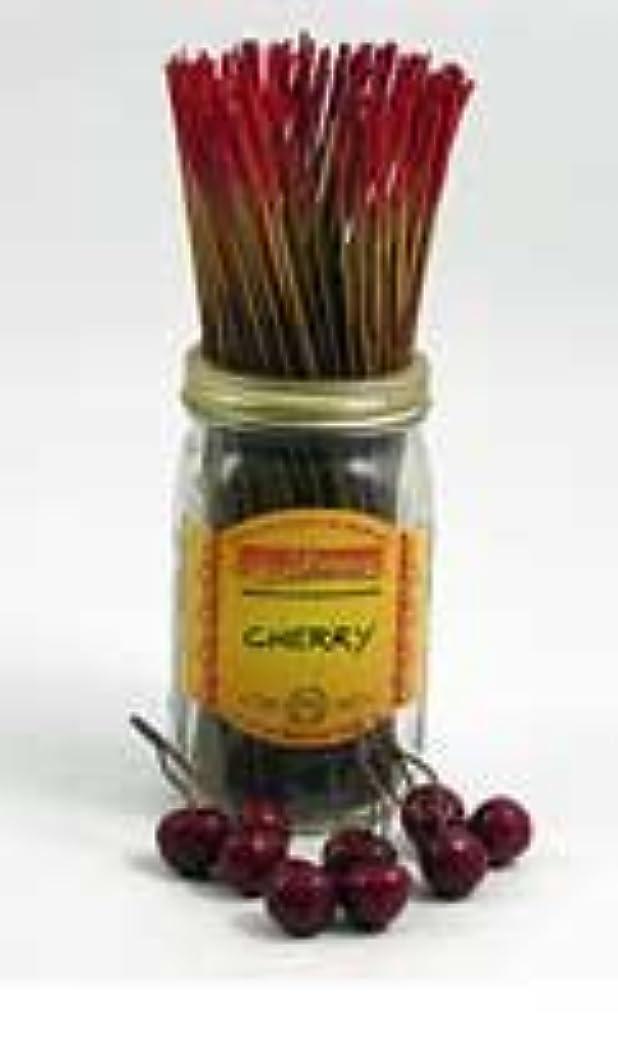 Wild Berry Incense Inc。チェリーIncense – 100 STICKS