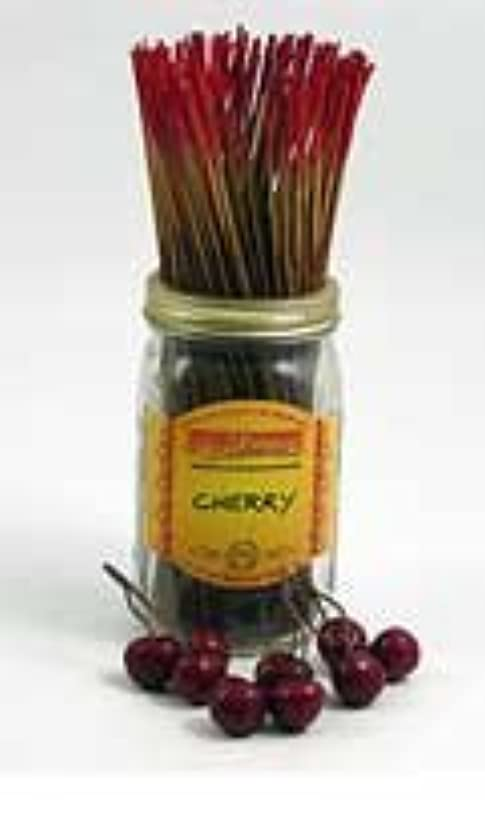 騒乱要旨彫るWild Berry Incense Inc。チェリーIncense – 100 STICKS