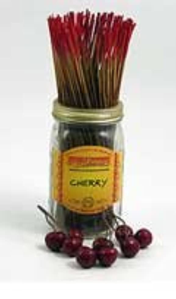 妨げる応答最初Wild Berry Incense Inc。チェリーIncense – 100 STICKS