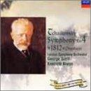 チャイコフスキー:交響曲第4番/大序曲「1812年」