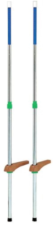 TOEI LIGHT(トーエイライト) カラー竹馬スライド式185 青 T2482B