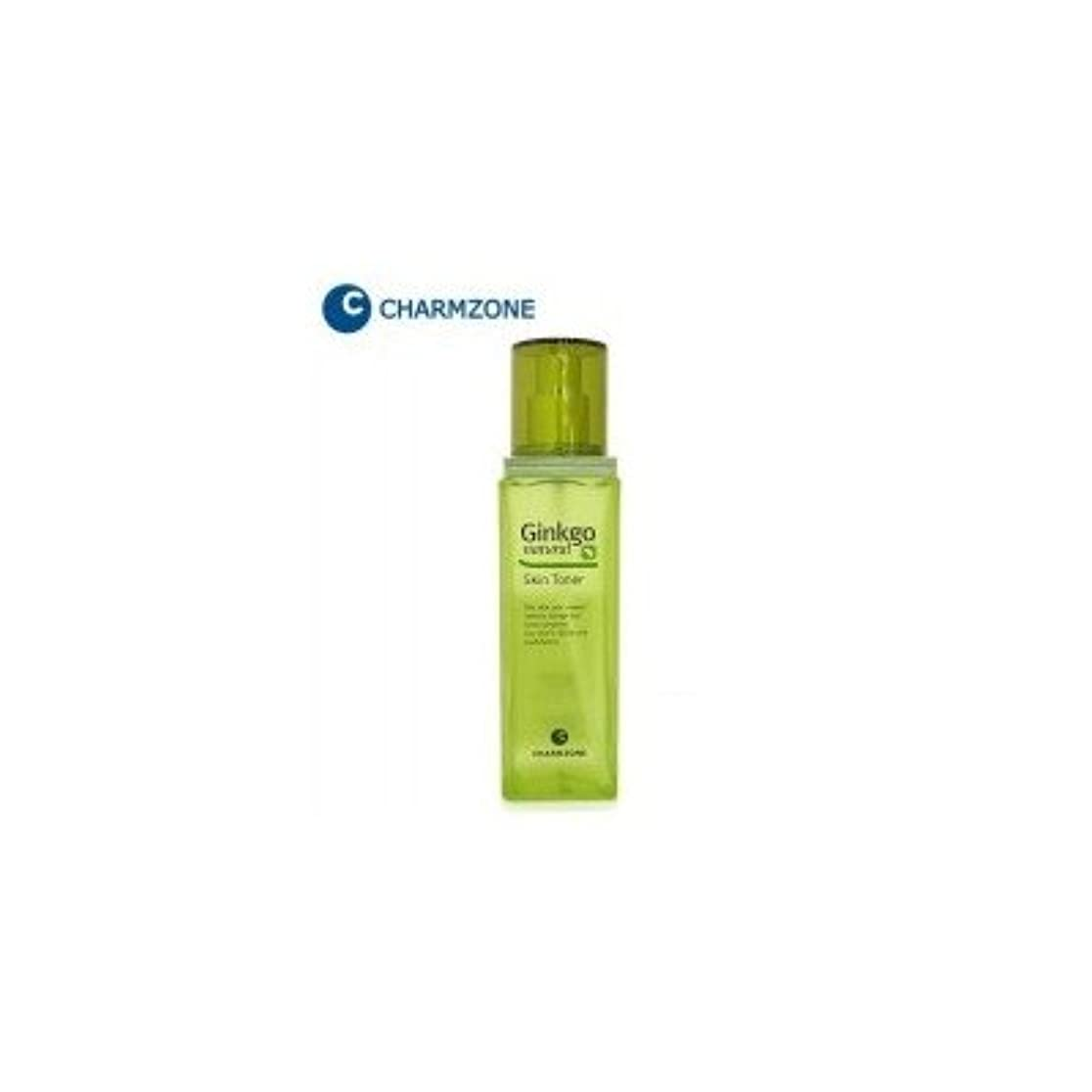 チャームゾーン Ginkgo natural (ジンコナチュラル) スキントナー 130ml