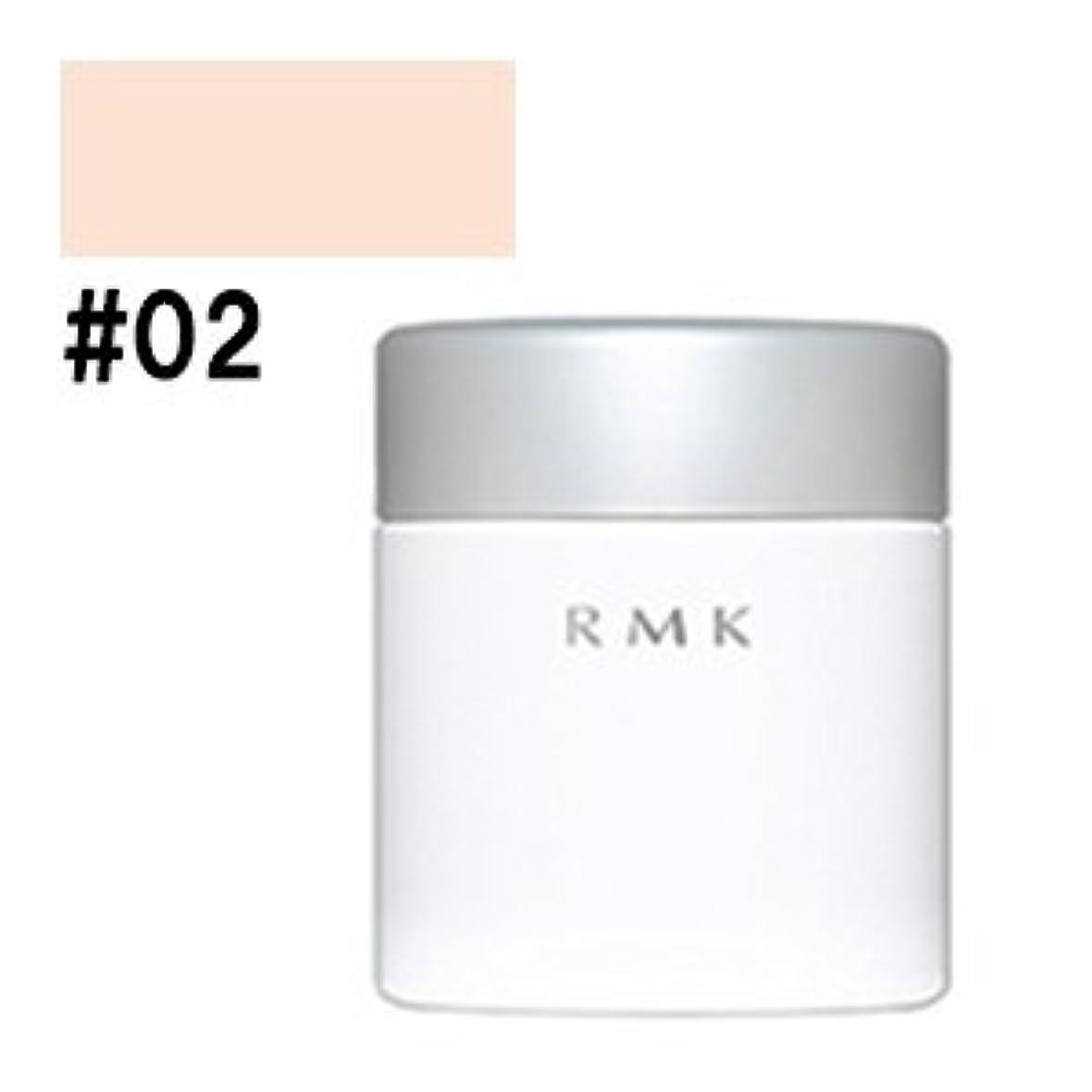【RMK フェイスパウダー】トランスルーセント フェイスパウダー レフィル #02 【並行輸入品】