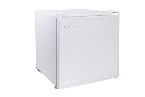 46L ALLEGiA(アレジア) 1ドア小型ミニ冷蔵庫 AR-BC46-NW 一人暮らし 単身 業務向け