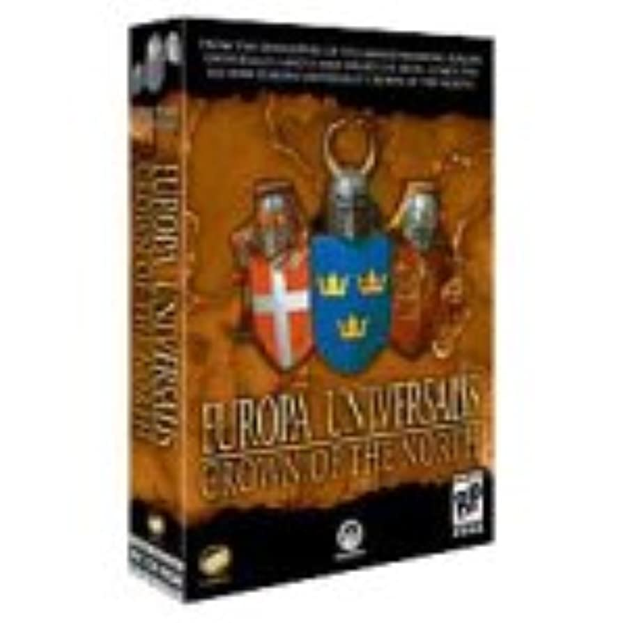 石炭ホテルダブルEuropa Universalis: Crown of the North (輸入版)