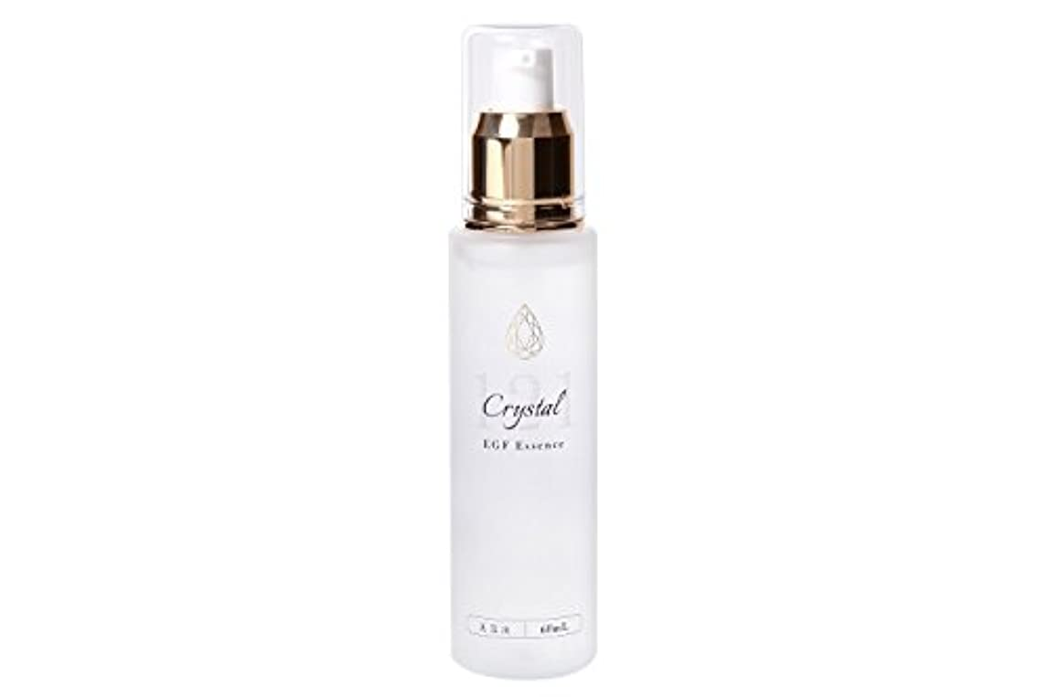強打それに応じて野望EGF 美容液 エッセンス 60ml 2か月分 クリスタル121 レディース メンズ 無香料