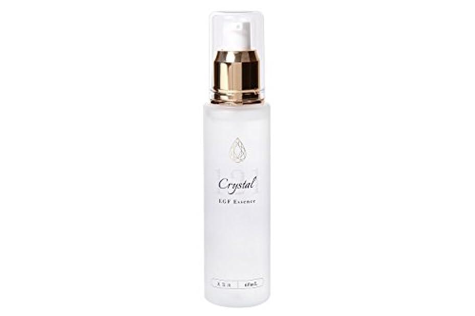 白い化学者動物園EGF 美容液 エッセンス 60ml クリスタル121美容液 レディース メンズ 無香料