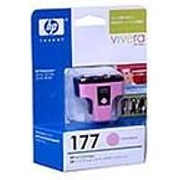 (業務用3セット)【純正品】 HP インクカートリッジ/トナーカートリッジ 【C8775HJ HP177 LM ライトマゼンタ】 ×3セット 〈簡易梱包