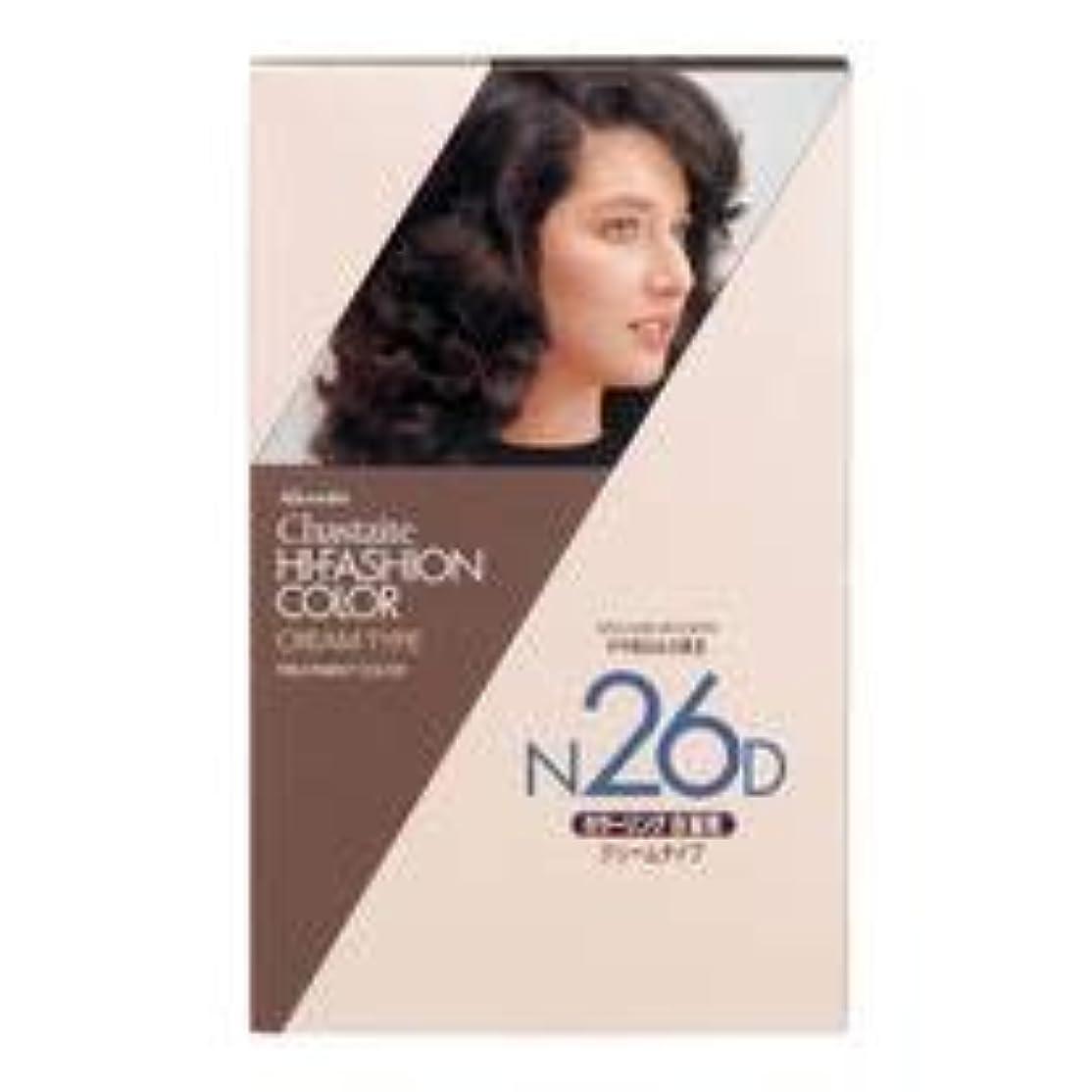 ティーム小麦粉アジャカネボウ シャステート ハイファッションカラー〈クリームタイプ〉 N26D