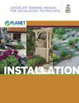 Landscape Training Manual for Installation Technicians