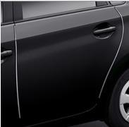 TOYOTA PRIUS トヨタ プリウス【ZVW30】 ドアエッジプロテクター(ステンレス製・1台分)08265-...