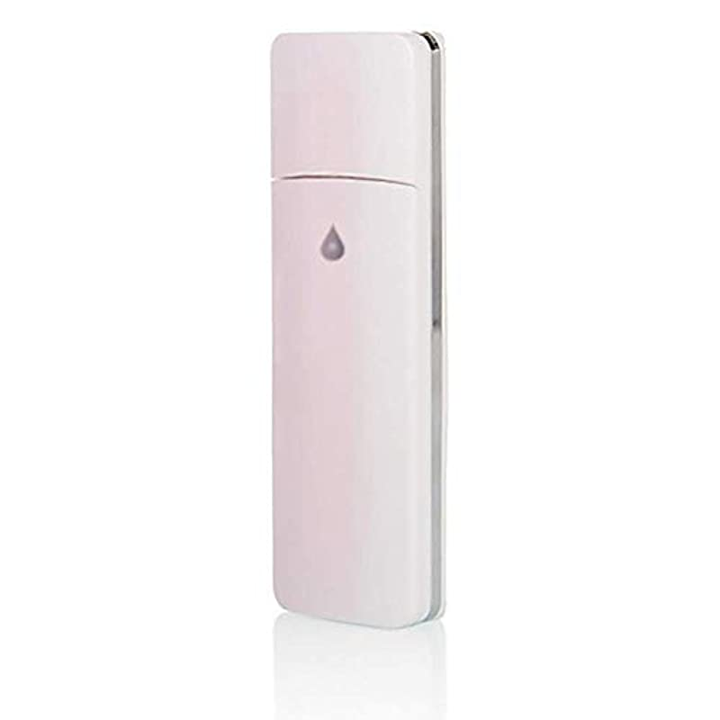 一方、シンクめまいNano Mister Handy Moisturizing Mist Sprayer、USB Rechargeable Facial Sprayer with Portable Facial Atomization、Nano...